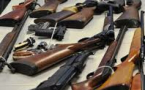 Gun Buy Back in Homestead