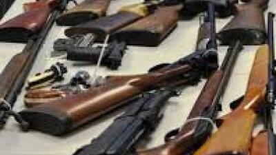 Gun Buy Back in Homestead
