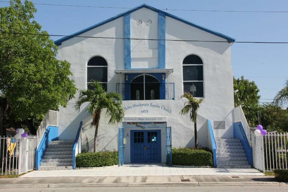 Church Outing: Mt. Nebo Baptist Church