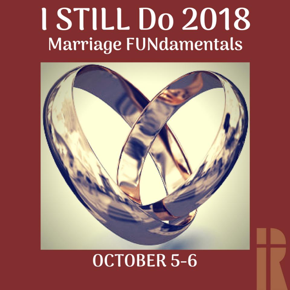 I STILL Do Marriage Retreat